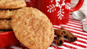 Recept na skořicové sušenky na Vánoce