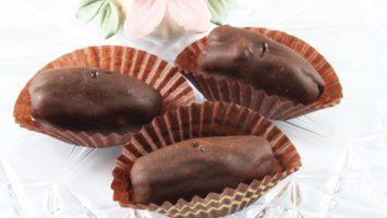 Datle v čokoládě