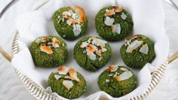 Recept na zelené kokosky