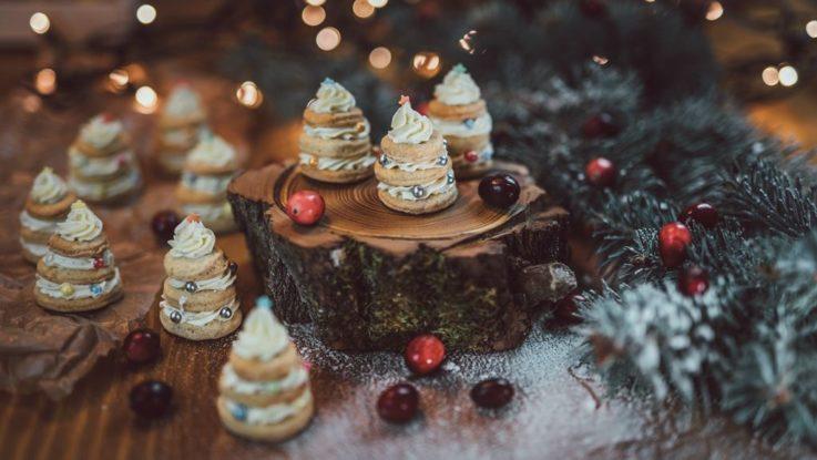 Recept na sušenkové stromečky